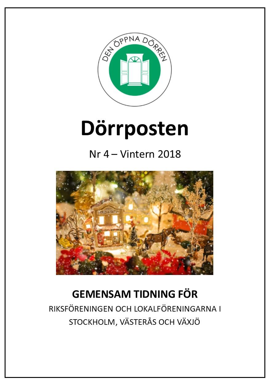 Dörrposten 2018-4